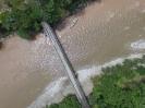 Puente sobre el río Orito