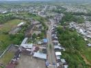 Vista barrios La Paz, Betania, Independencia.